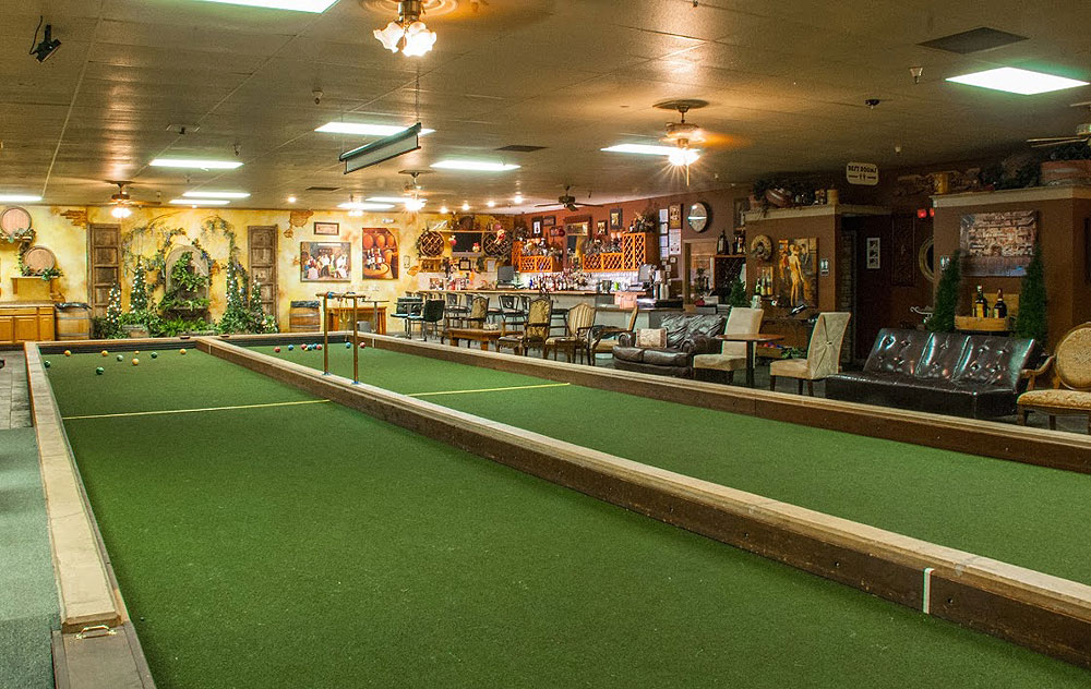 Troy S Bocce Ball Room